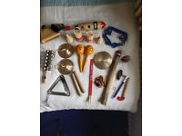 Percussion bundle