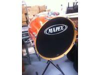 Mapex drum 22 inch skin
