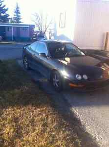 Sell or Trade-1999 Acura Integra Special edition Coupe (2 door)