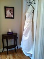 Wedding dress - Anne Jean Michel