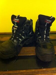 Cofra sz7 wide work boots