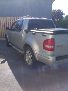 Pick-up Ford Sportrack
