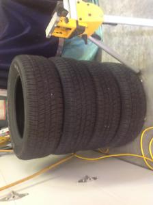 4 pneus d;été P275/60/R20 neufs