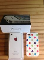 Apple IPhone 4 with Kate Spade Case