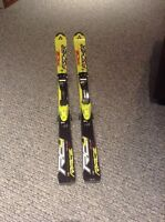 Fisher skis 140