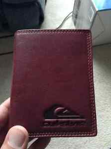Red Quixsilver wallet Kingston Kingston Area image 2