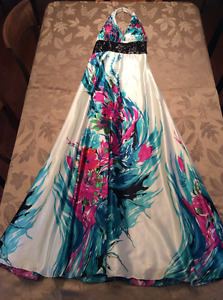 Beautiful long Dress for prom or a special occasion