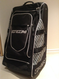 CCN standing hockey bag for sale