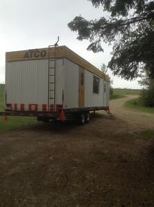 1976 Atco well site trailer