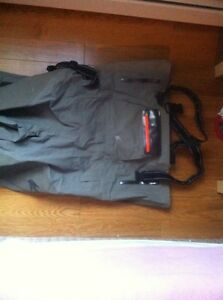 Fishing waders! Quality brands! L and XL sizes