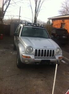 Must sell Jeep Liberty