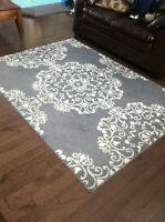 5x7 decorative area rug