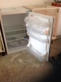 Neff Refrigerator (new) integrated for tower unit