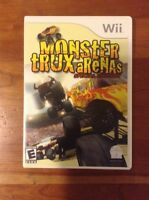 Monster Trux Arena for wii