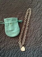 Authentic Return to Tiffany necklace