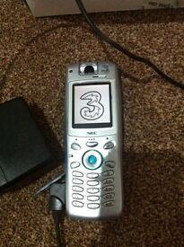Nec E313 Handset