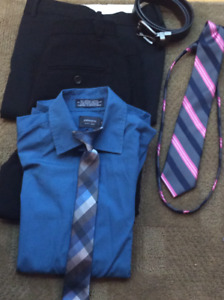 Boys Dress Pants/Shirt/tie