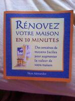 Rénovez votre maison en 10 minutes