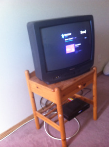 """Samsung 20"""" Tube TV EXC COND., AWESOME SOUND & PIC!"""
