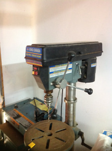 Drill press KC-116N with intersecting laser guides