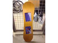 Snowboard Photo Frame