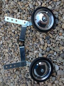 Brand new training wheels from Ernies