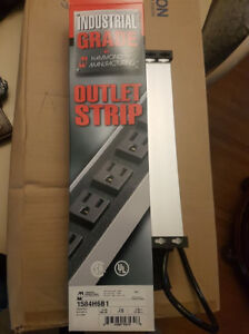Brand New Industrial grade outlet strip/power bar PICKUP ONLY
