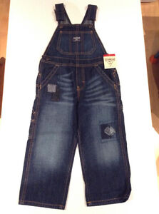 OSHKOSH OVERALLS 3T.....BRAND NEW! TAG ON!!