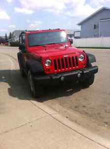 2012 jeep wrangler sport soft top