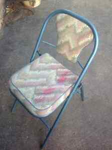 1 folding chair for sale