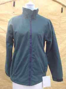 NEW Green Peter Storm fleece lined jacket