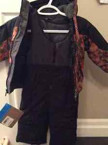 New with tags Boys Columbia 2 piece Snowsuit Jacket & Snowpants Kitchener / Waterloo Kitchener Area image 2