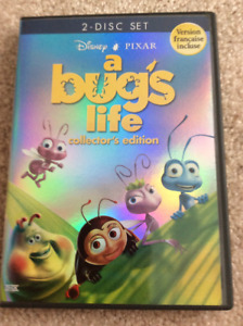 A Bug's Life DVD Collector's Edition