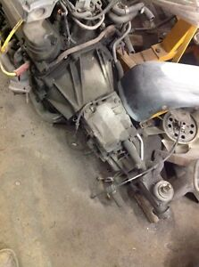 MUSTANG 5.0 T5 5SPD TRANSMISSION,BELHOUSING,CLUTCH Peterborough Peterborough Area image 1