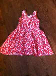 Triple Flip dress - size 3