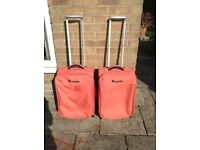 Pair Of Matching Hand Luggage
