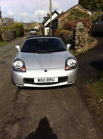 Toyota MR2 convertible - low mileage *reduced price*