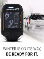 Car Remote Start Installation - WINTER IS HERE - BOOK NOW!