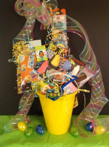 DESPICABLE ME EASTER GIFT BASKET