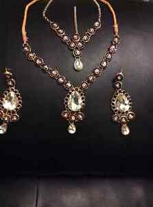 indian pakistani bridal /casual/party wear jewellery sets/bangle
