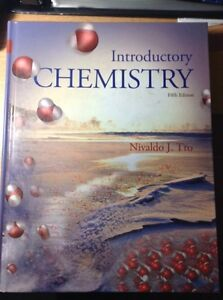 NSCC Introductory to chemistry 5th edition