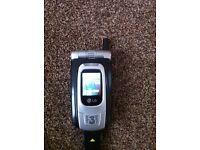 LG3 Mobile Flip Phone