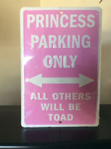 Tin Sign Novelty