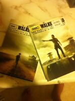Walking dead third and second seasons