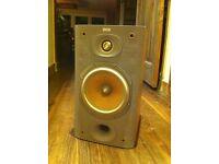 B&W speakers DM601 S3 good condition
