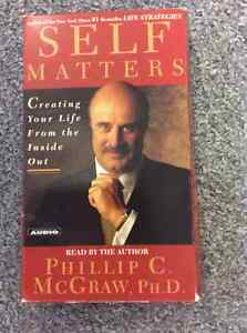 Dr. Phil Self Matters Audio Book