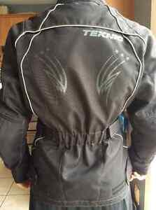 Veste moto Teknic pour dame