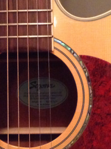 BEAUTIFUL ACOUSTIC ELECTRIC