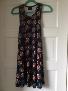 Fun casual summer dress from Press. New. $10