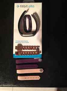 Fitbit Alta with replacement bands Kitchener / Waterloo Kitchener Area image 1
